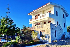 seafront Villa Halkidiki Skioni 2