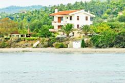 seafront Villa Halkidiki Skioni 5