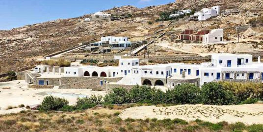 Investment: Property to be remodeled in a Luxury Suites Hotel in Mykonos