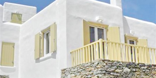 Complex of Maisonettes at Kythnos Island