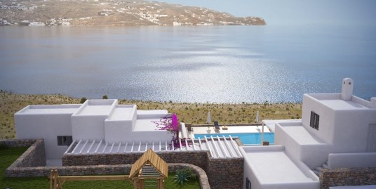 Opportunity: Villa by the Sea Mykonos Cyclades Greece