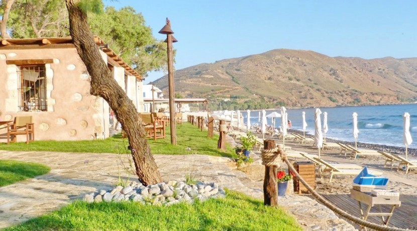Beach bar For Sale at Chania Crete 04