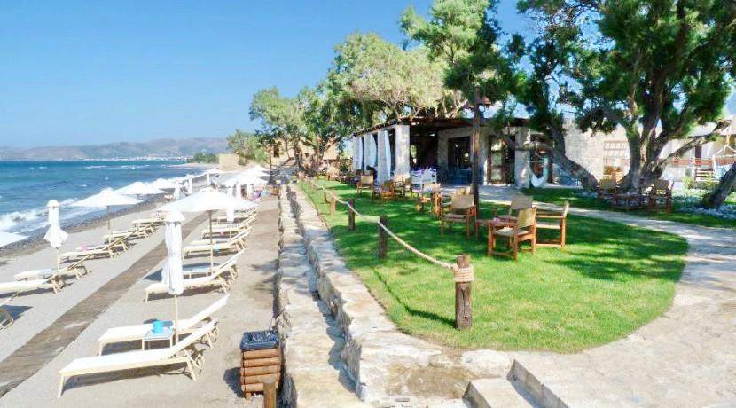 Beach bar For Sale at Chania Crete 13