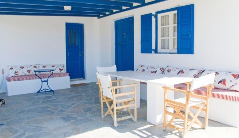 Bungallow for Rent Mykonos Greece 03