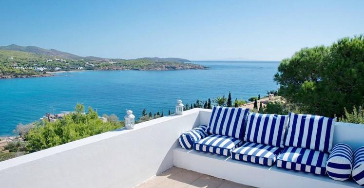 Rent Villa Athens Greece 08