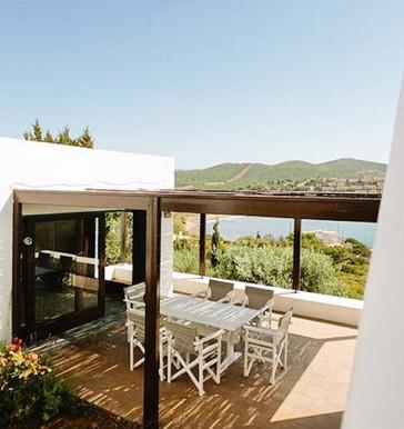 Rent Villa Athens Greece 15