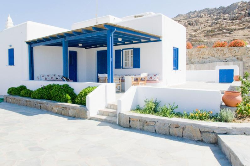House for rent Mykonos, Greece