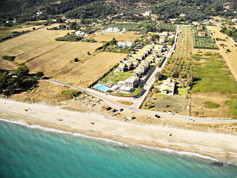 Hotel for sale in Corfu, Ionian Islands – 2 million less than other offices!
