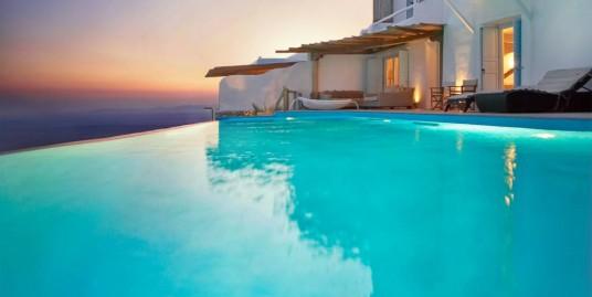 Mykonos Villa, Fanari with amazing Sea Views
