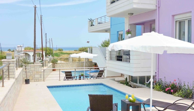 Villa for Rent Crete 04