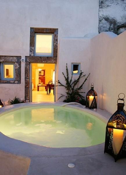 House for Rent Santorini Greece