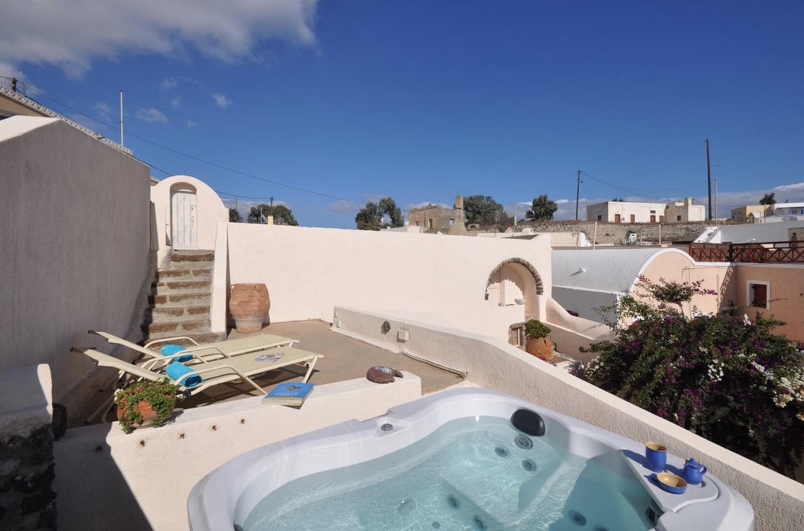 Caldera House Santorini On Rent
