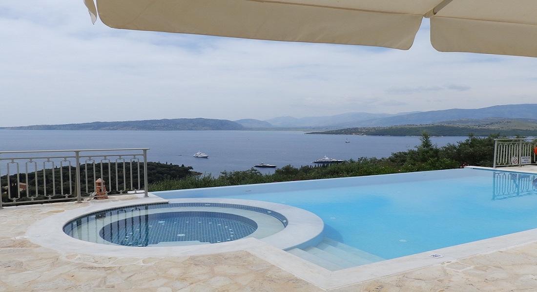 Corfu Villa Greece For Rent
