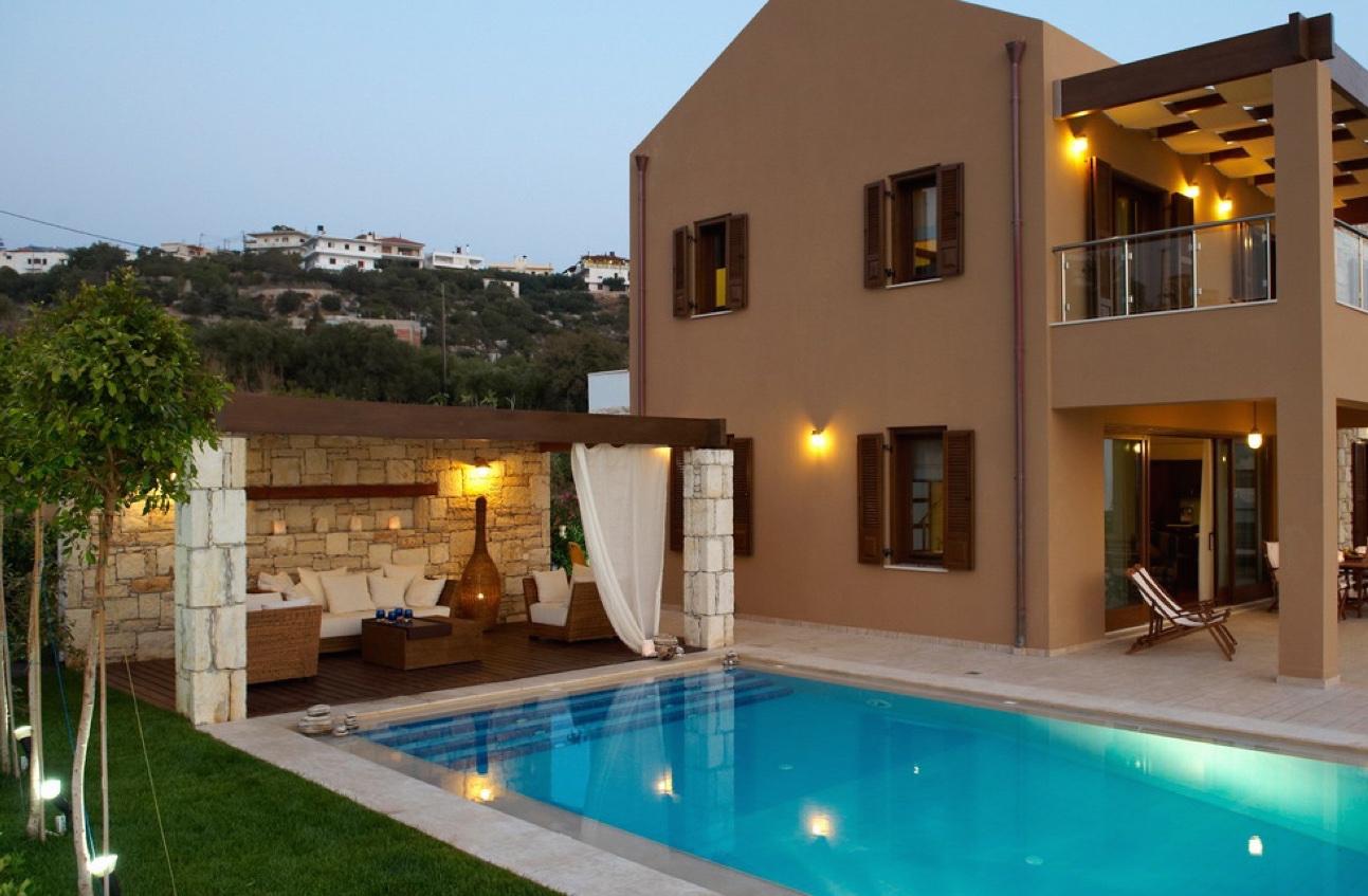 Luxury Villas for rent Crete Villas