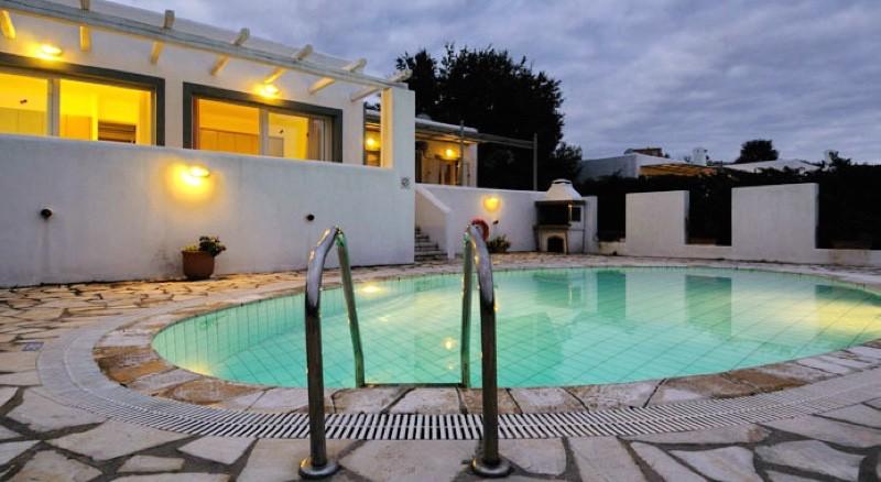 Villa for rent in Corfu