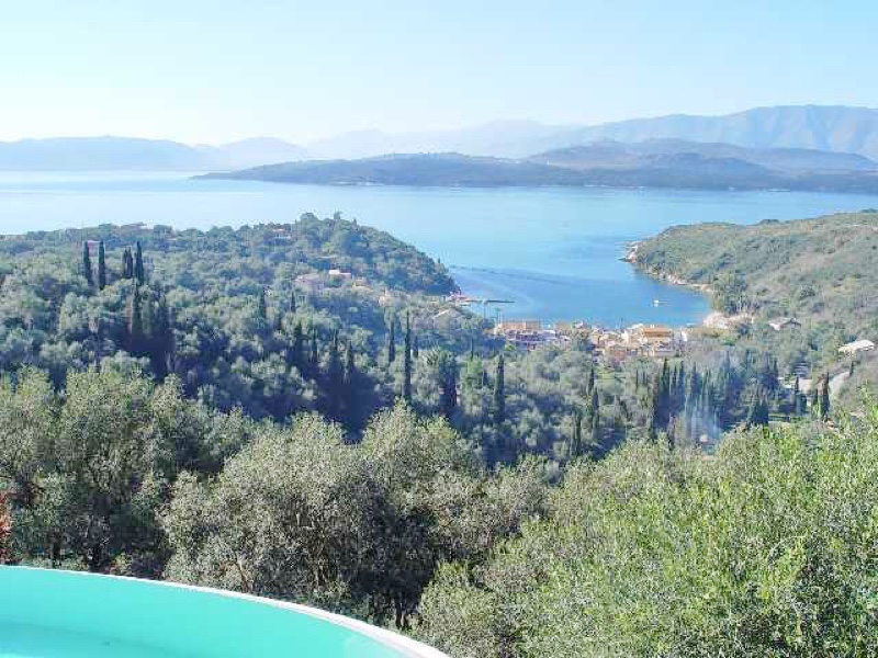Classic villa in Corfu for rent