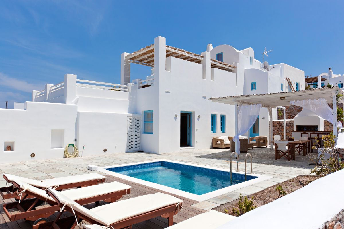 Greece Villas Santorini for Rent
