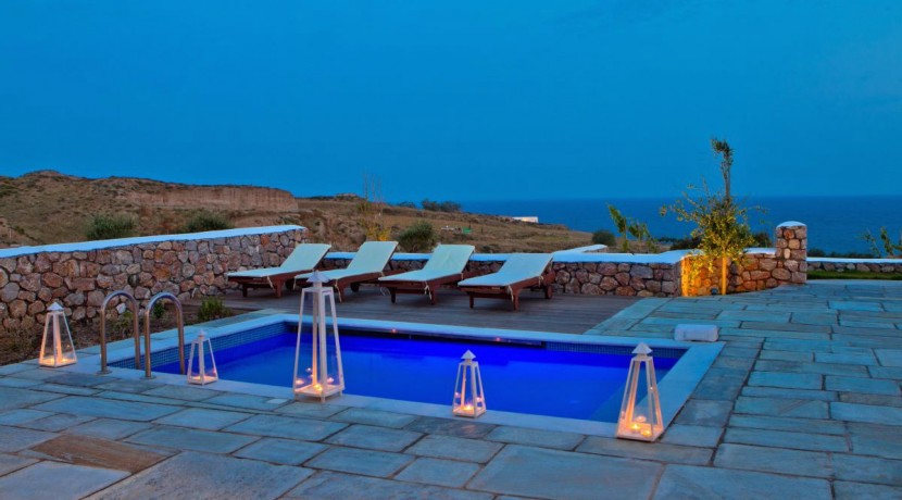 Greeece Villas Santorini For Rent 13
