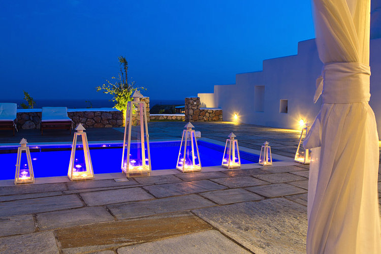 Greeece Villas Santorini For Rent 16