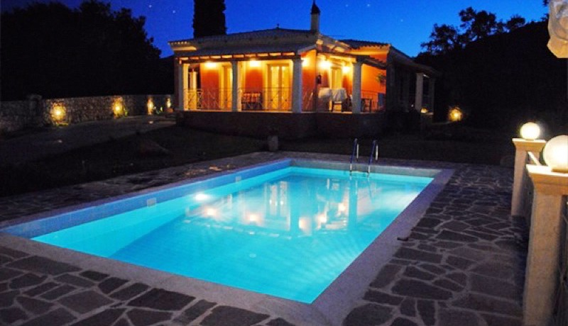 LUXURY VILLA CORFU GREECE 16