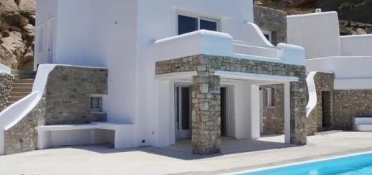 2 NEW Villas Mykonos For Sale, Kalo Livadi