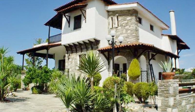 Rent Stone Villa Halkidiki Greece 18