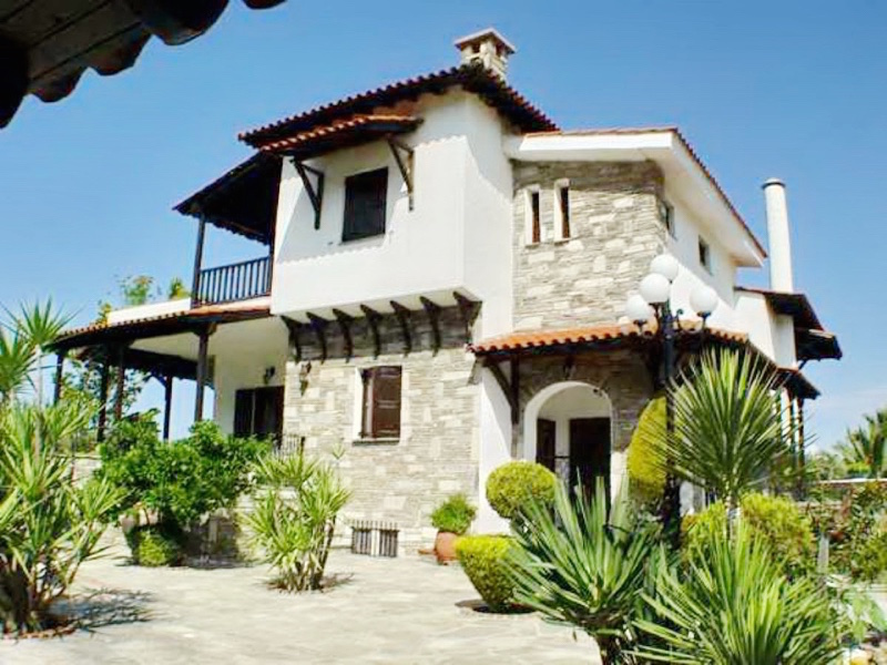 Big house for rent in Chalkidiki Sithonia