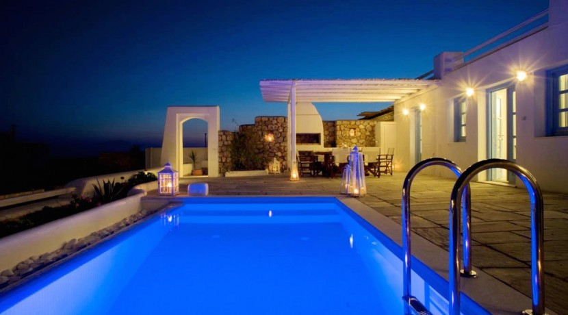 Rent Villa Greeece Santorini 11
