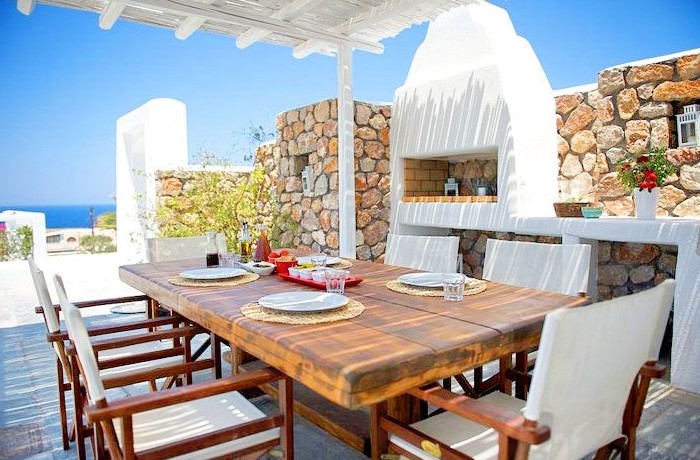 Rent Villa Greeece Santorini 12