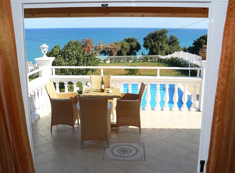 Rent Villa With Pool