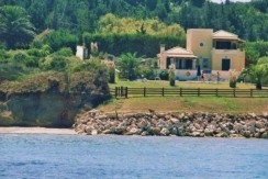 Seafront Villa Greece Corfu 01