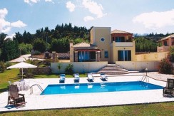 Seafront Villa Greece Corfu 03