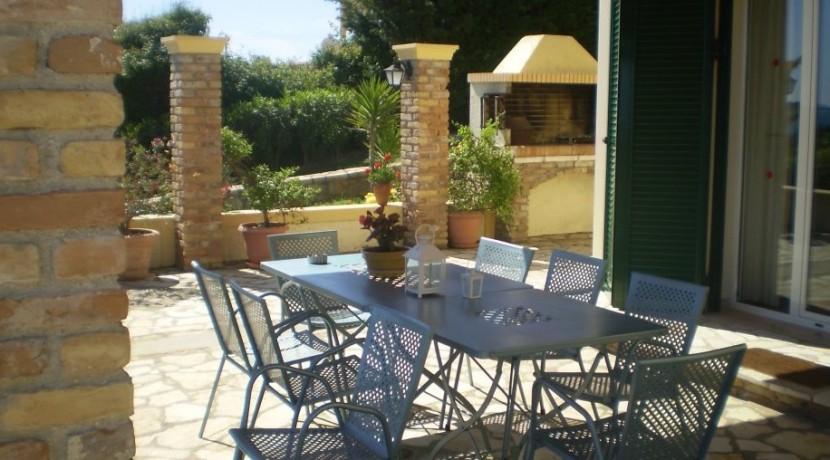 Seafront Villa Greece Corfu 04