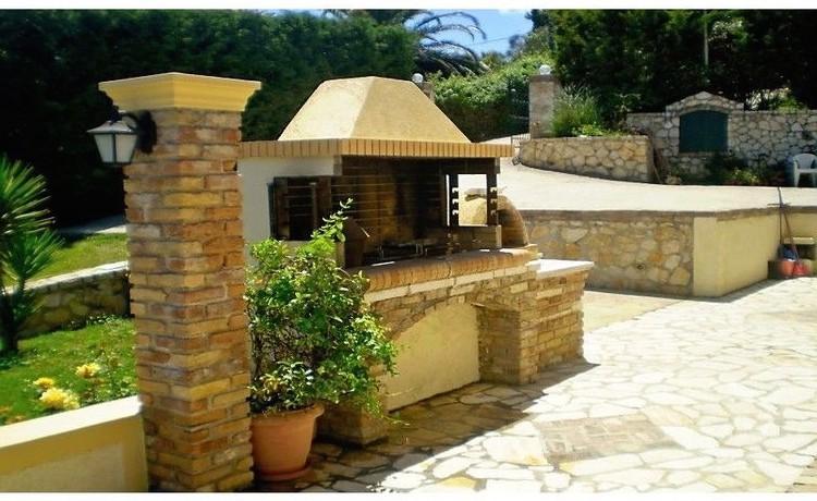 Seafront Villa Greece Corfu 11