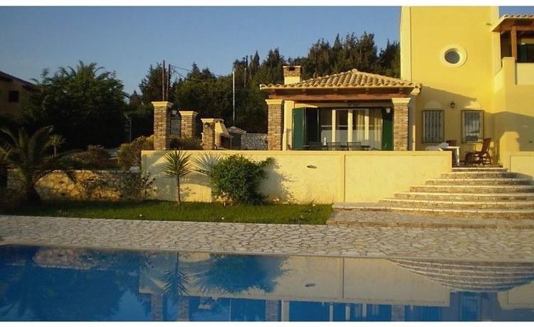 Seafront Villa Greece Corfu 12