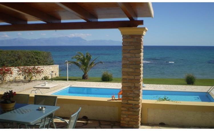 Seafront Villa Greece Corfu 14