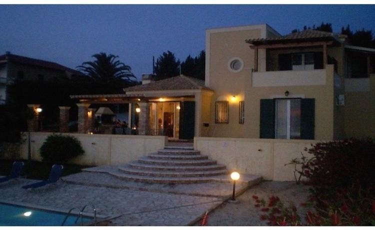 Seafront Villa Greece Corfu 16