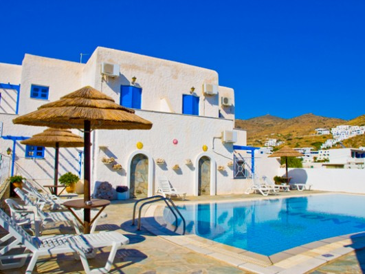 Hotel for sale ios island greece greek exclusive for Small resort