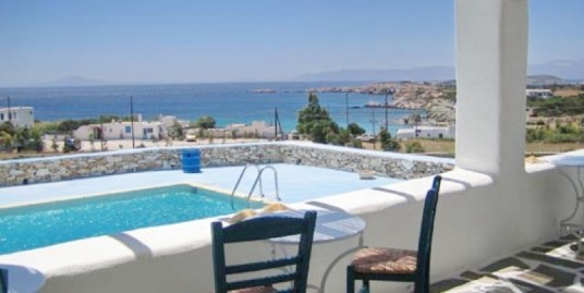 Small Hotel For Sale Paros