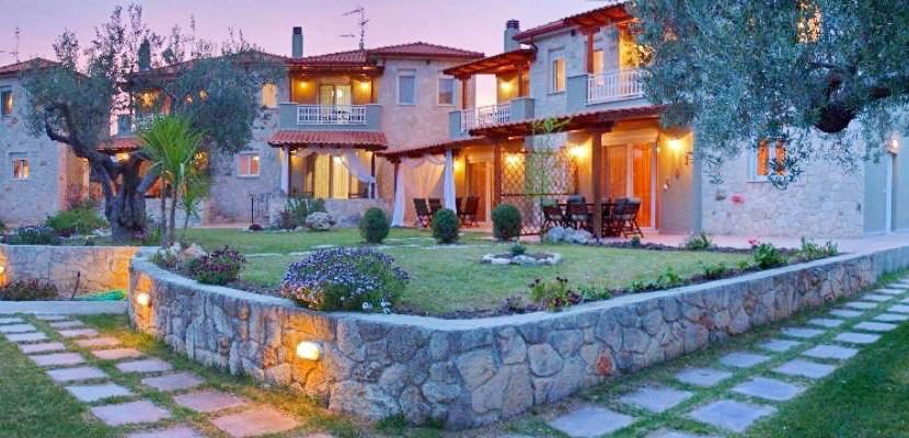 Traditional Villa Halkidiki For REnt 24