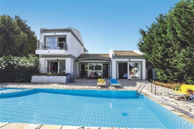 Villa Corfu Greece For Sale 1