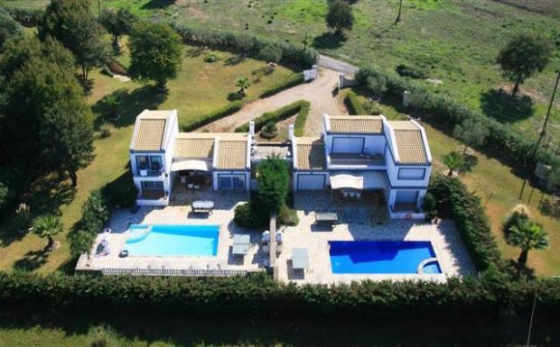 Villa Corfu Greece For Sale 5