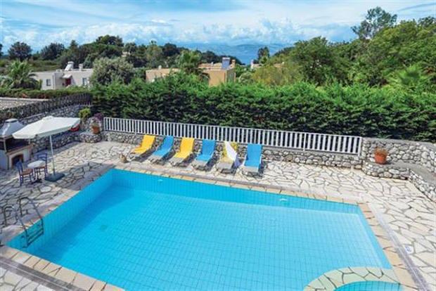 Villa Corfu Greece For Sale 8