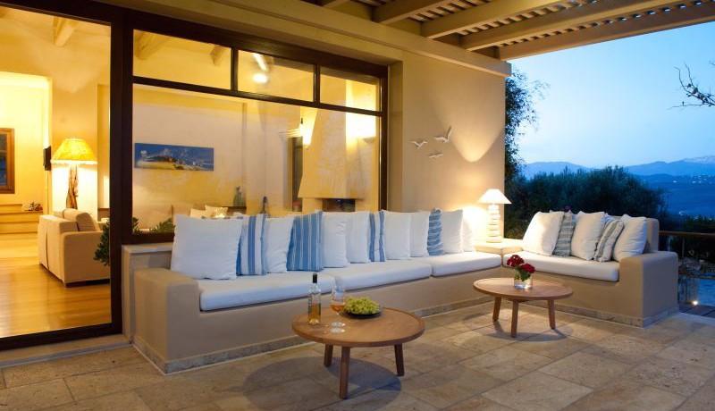 Villa For Rent Crete Greece 11