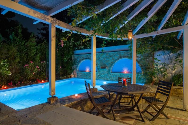Villa with Pool Nikiti Halkidiki