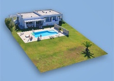 Villa by the sea corfu 12
