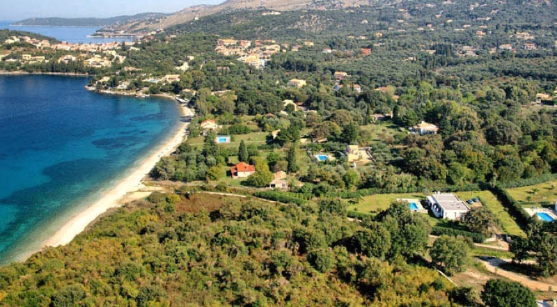 Villa for Sale Corfu greece 01