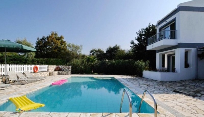 Villa for Sale Corfu greece 08