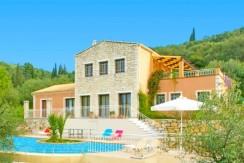 Villa for Sale Greece Corfu