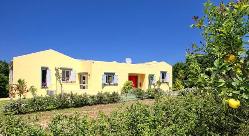 Villas in Corfu Greece 02